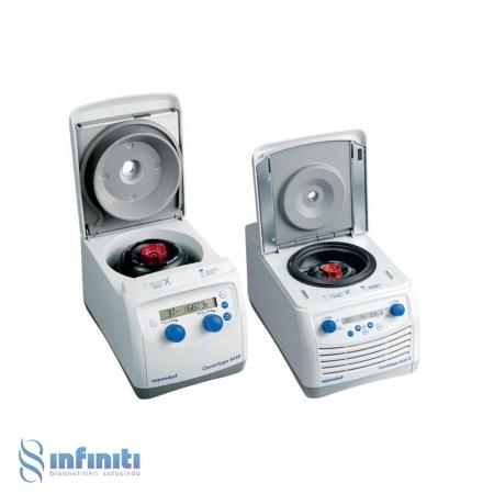 spesifikasi centrifuge 5418 / 5418 R