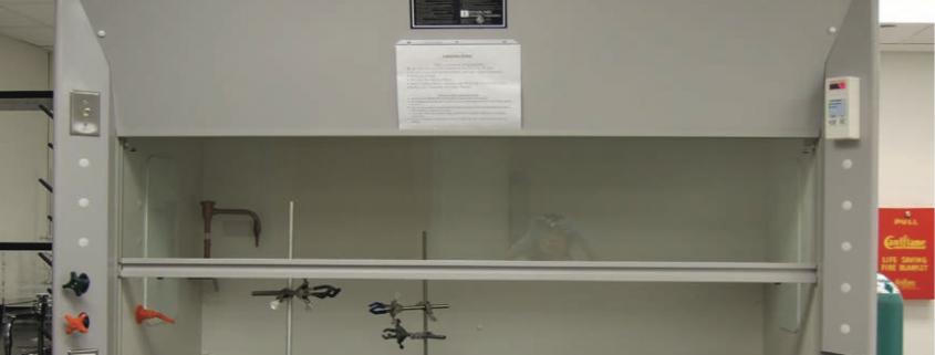Apa itu Fume Hood di Laboratorium