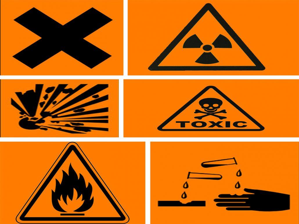 Memahami 6 Simbol Keselamatan Kerja Di Laboratorium Biologi Ibs