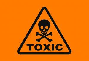 simbol toxic-simbol kimia